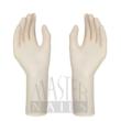 Gumikesztyű LATEX PM 7,5 Santex Anatomic