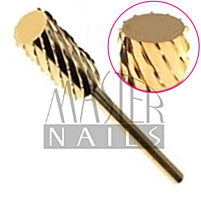 Karbid fej arany henger / 3XD (extra durva) / vékony