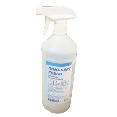 INNO-SEPT FRESH 1 liter Fertőtlenítő Oldat, Kéz és felületfertőtlenítő