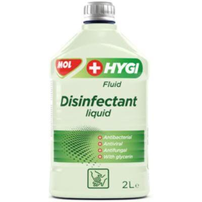 MOL HYGI FLUID 2L kézfertőtlenítő , bőrfertőtlenítő