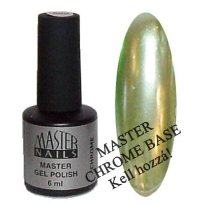 MN 6 ml Gel Polish: Chrome - 904