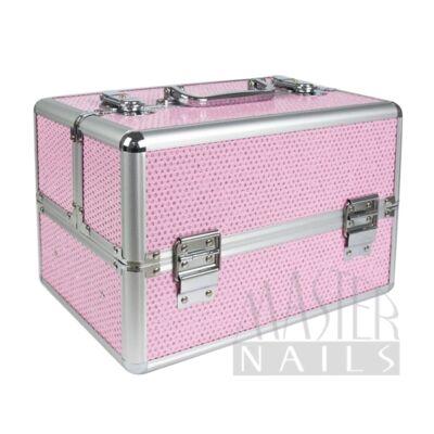 Körmös Táska / Mini Csillámos Rózsaszín