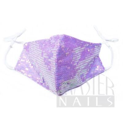 Maszk / Fashion mask / Flitteres 2.