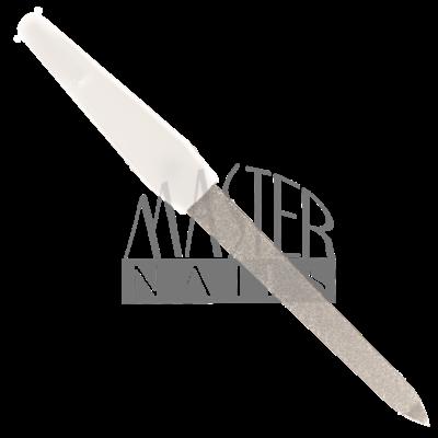 Fém reszelő / Fehér nyél