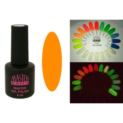 MN 6 ml Gel Polish: Fluo - 04