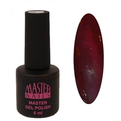 MN 6 ml Gel Polish: 207 - Mahagóni