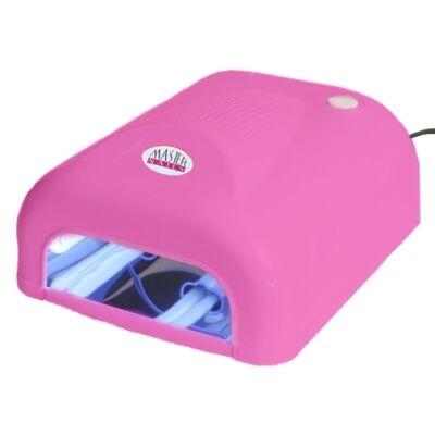 Műkörmös UV Lámpa 4x9W Alagút Rose / MUV-380