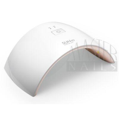 Műkörmös UV/LED 36W Lámpa Szenzoros FEHÉR/Rózsaszín