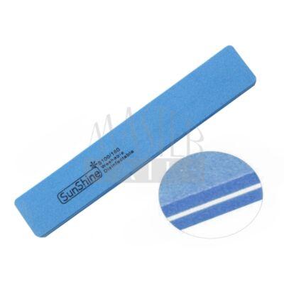 Polírozó homokolt / kék széles 100/180