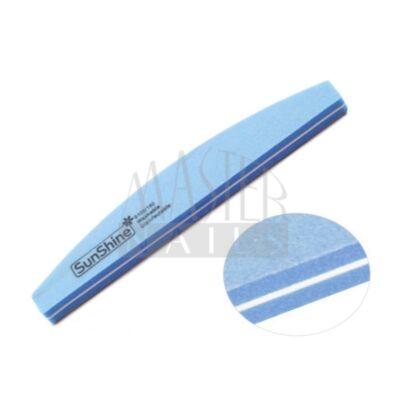 Polírozó homokolt / kék íves 180/240