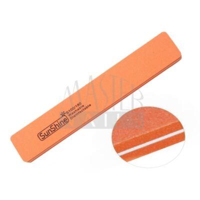 Polírozó homokolt / narancs széles