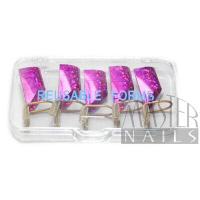 Teflon sablon / pink 5 db