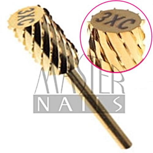 Karbid fej arany henger / 3XD (extra durva) / normal