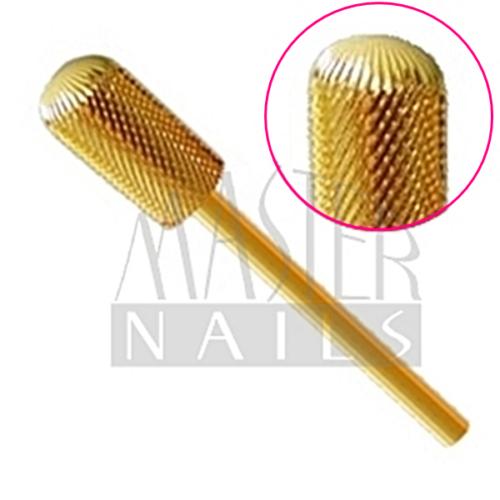 Karbid fej arany henger / XD (durva) / lekerekített