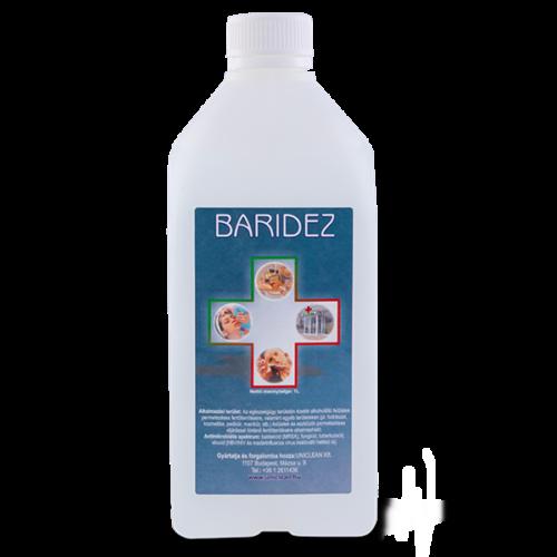 Baridez 1 liter eszközfertőtlenítő, felületfertőtlenítő