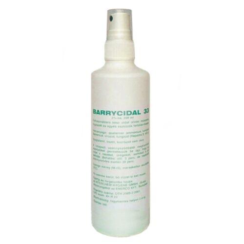 Barrycidal 33 200ml eszközfertőtlenítő, felületfertőtlenítő