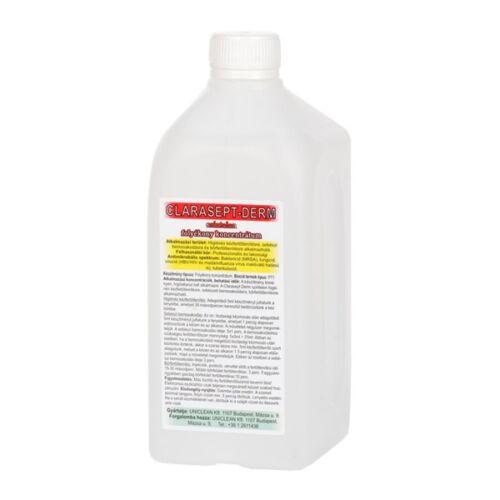 Clarasept-derm 1 liter kézfertőtlenítő , bőrfertőtlenítő