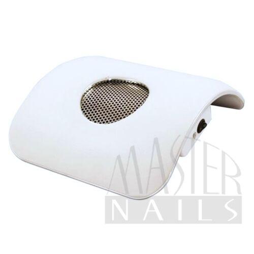 Porelszívós kéztámasz NEW 1 ventillátoros Fehér