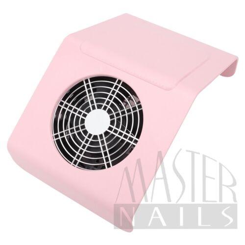 Porelszívós kéztámasz 1 ventillátoros MINI PINK