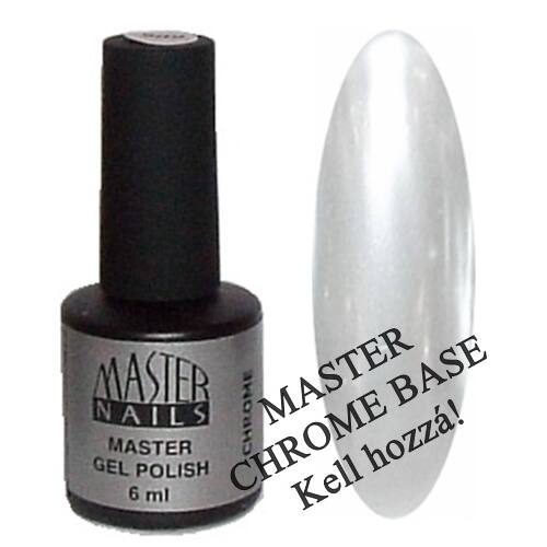 MN 6 ml Gel Polish: Chrome - 901