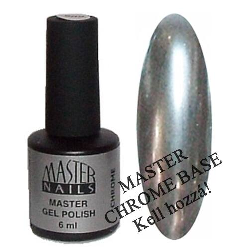 MN 6 ml Gel Polish: Chrome - 902