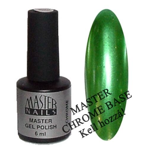 MN 6 ml Gel Polish: Chrome - 905