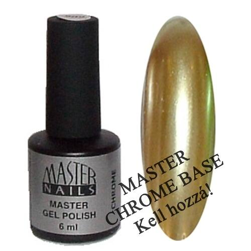 MN 6 ml Gel Polish: Chrome - 906