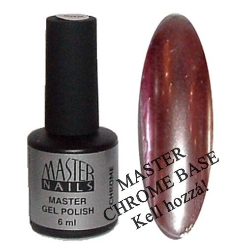 MN 6 ml Gel Polish: Chrome - 907