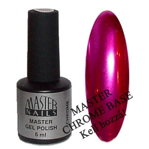 MN 6 ml Gel Polish: Chrome - 909