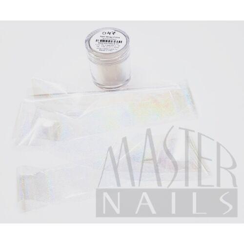 Körömdísz / Nail Wrap Fólia 047