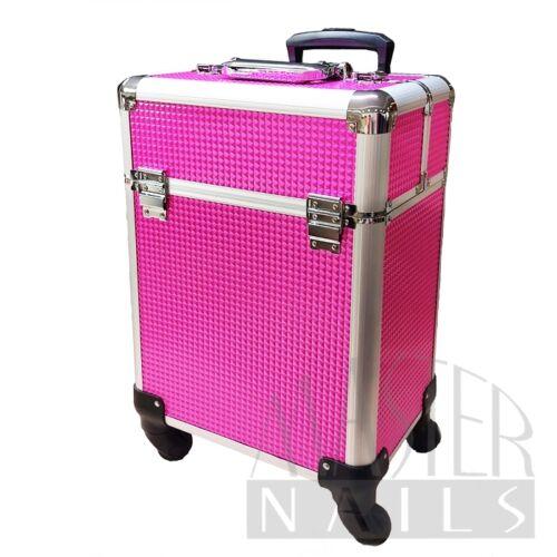 Körmös Táska Trolley / L / Pink / Szépséghibás termék