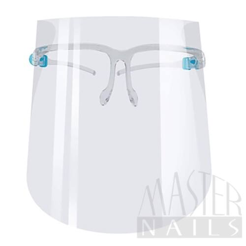 Arcvédő Pajzs Szemüvegkerettel