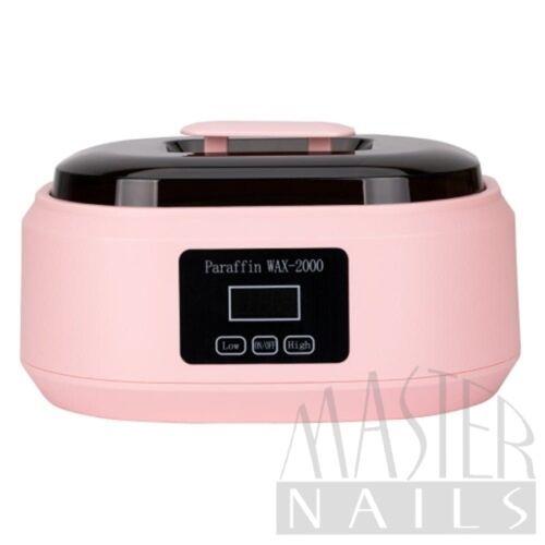 Paraffin Gép Digitális WAX2000 Pink
