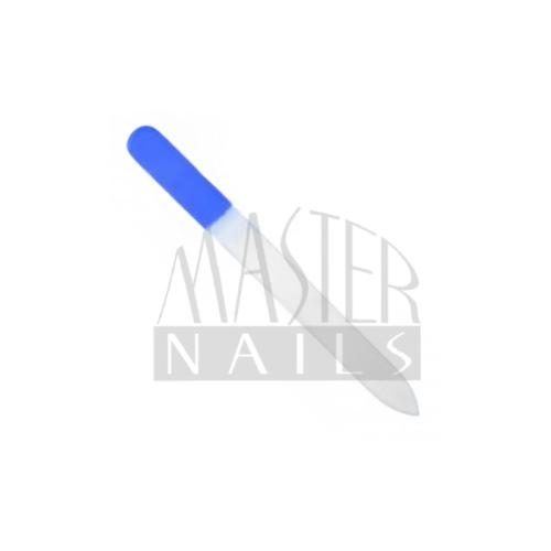 Üveg reszelő színes / kék