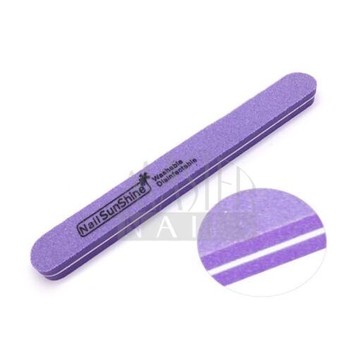 Polírozó homokolt / lila egyenes 100/180
