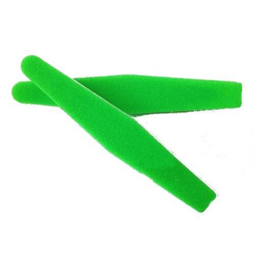 Buffer Rombusz Neon Zöld 1 db