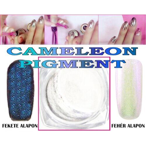 Körömdísz / Cameleon Pigment / 10.