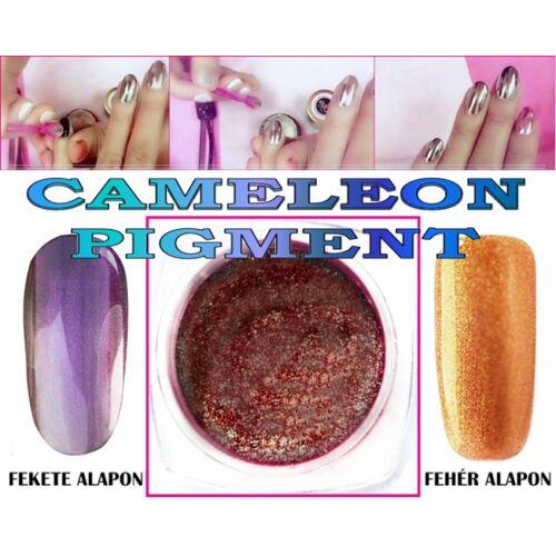 Körömdísz / Cameleon Pigment / 11.