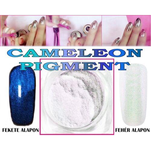 Körömdísz / Cameleon Pigment / 12.
