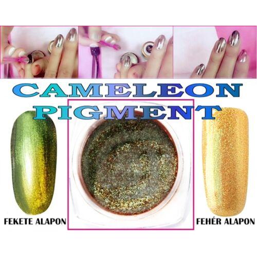 Körömdísz / Cameleon Pigment / 02.