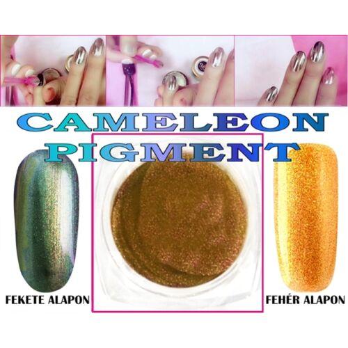 Körömdísz / Cameleon Pigment / 03.