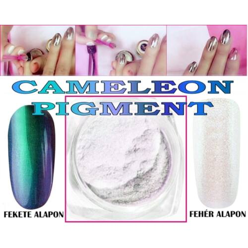 Körömdísz / Cameleon Pigment / 06.