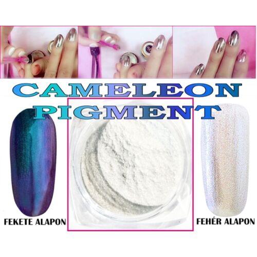 Körömdísz / Cameleon Pigment / 07.