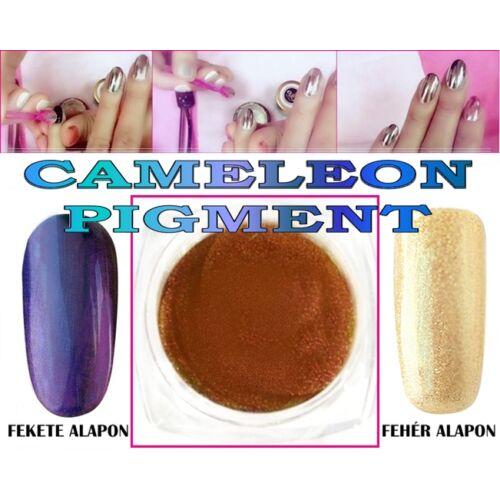Körömdísz / Cameleon Pigment / 08.