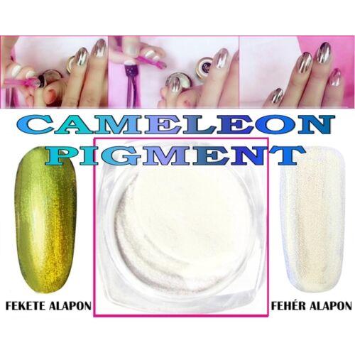 Körömdísz / Cameleon Pigment / 09.