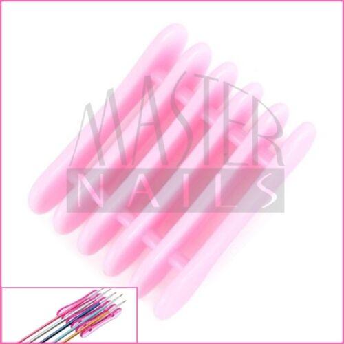 Ecsettartó mini / Rózsaszín