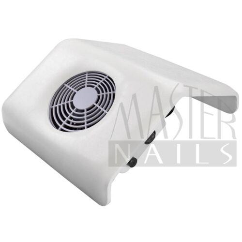 Porelszívós kéztámasz 1 ventillátoros SM-858 Fehér / szépséghibás termék!