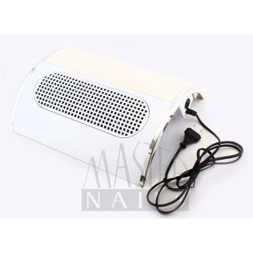Porelszívós kéztámasz NEW 3 ventilátoros / FEHÉR / Szépséghibás termék, kisebb hibával 1.