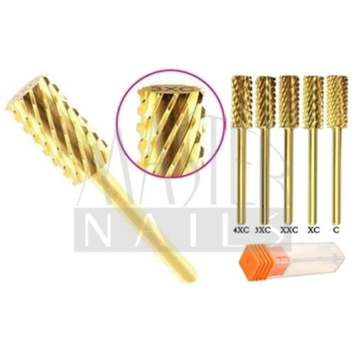 Karbidfej arany henger 3XC normal (dobozos)