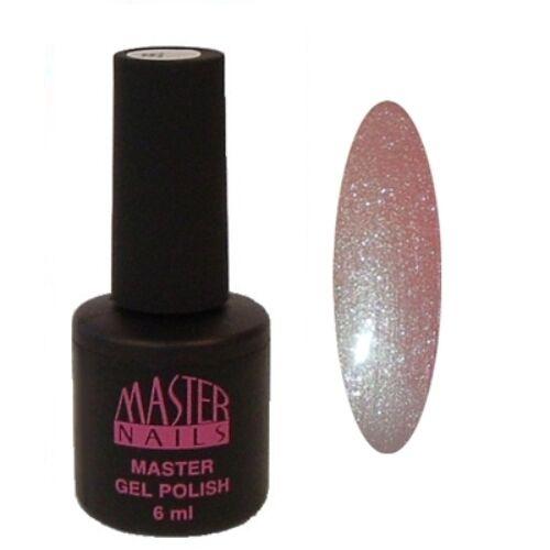 MN 6 ml Gel Polish: 031 - Gyémánt French Pink